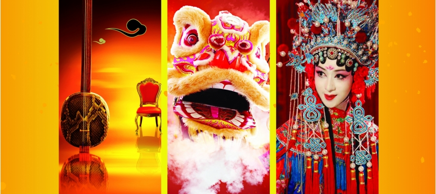 Legends of Liondance